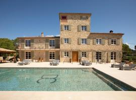Domaine De La Chapelle, hotel with pools in Lorgues