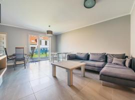 Apartamenty Sun & Snow Osiedle Wybrzeże – hotel w mieście Ustronie Morskie