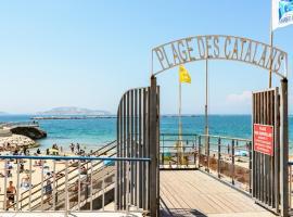 Superbe appartement idéalement situé: plage, centre, vieux-port