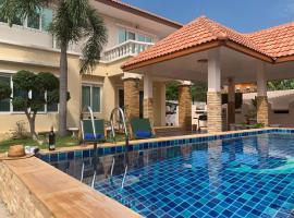Yoch Pool Villa