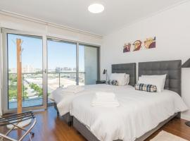 Metrocity One bedroom Apartment - A/C & Swimming Pool