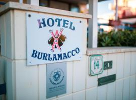 Hotel Burlamacco New
