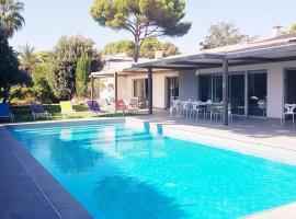 Villa Cap d'Agde 240m2