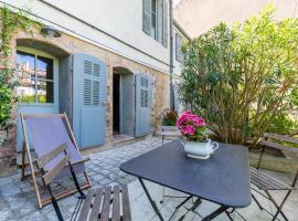 La maison provençale cachée au cœur de Marseille - Chez Philippe