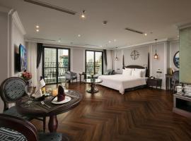 Canary Hotel, hotel in Hanoi