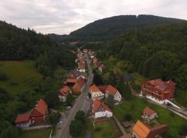 Hotel-Pension Waldhaus