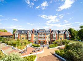 Grand Hotel Ter Duin, pet-friendly hotel in Burgh Haamstede