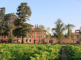 Château Saint Roux Le Luc-Le Cannet des Maures