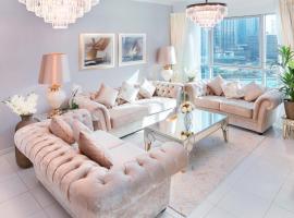 Elite Royal Apartment - T3 - Full Burj Khalifa & fountain view