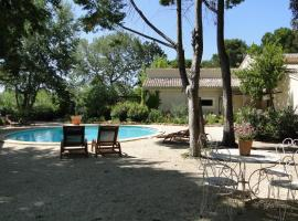 La Caroline, holiday home in Piolenc