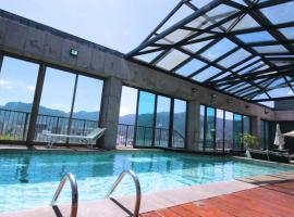 Tiffany's Ipanema 04MAB, hôtel avec jacuzzi à Rio de Janeiro