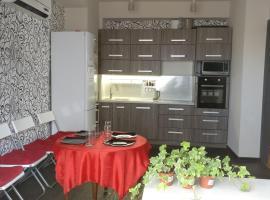 Apartment on Evdakimova 37