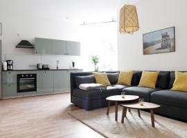 Familiy-friendly apartment Prenz´lberg top location