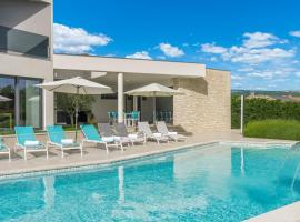 Contemporary Villa Nada with Pool and Sauna