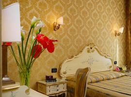 Hotel Gorizia a La Valigia, accessible hotel in Venice