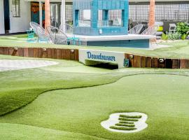 Downtowner Boutique Hotel, hotel near Fremont Street Experience, Las Vegas