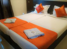 Hotel Prathiba Heritage, hôtel à Trivandrum