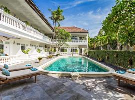 Akaya Bali, отель в Сануре