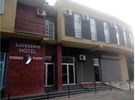 Hotel LEADER, hotel near Platform 3rd km Railway, Tbilisi City