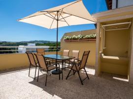 Pensión Casa do Gallo Sarria, alojamiento con cocina en Sarria