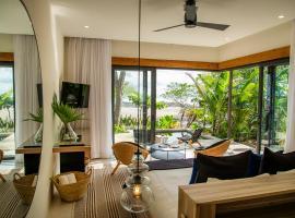 Hotel Nantipa - A Tico Beach Experience