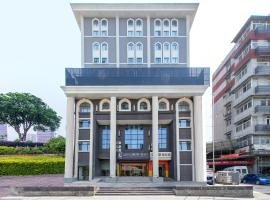 Lavande Hotel Wuhan Wuluo Road Zhongnan Branch