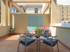 AKanto, apartment with terrace in Napoli
