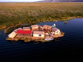 Titicaca Utita lodge