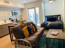Mojave Studio Apartment in Hollywood