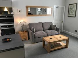 The Luxury Apartment