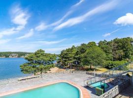 Praktisk ferieleilighet ved flott sandstrand - nære Strömstad til leie, hotell i Strömstad