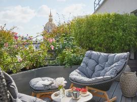 Le Cinq Codet, hotel a Parigi