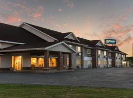 Boarders Inn and Suites by Cobblestone Hotels – Superior/Duluth