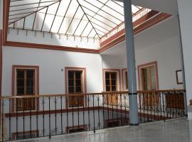CASA PALACIO SANTA LUCIA 16, 1ºA