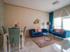 AC Pearl Holiday - Velvet and Marble one bedroom apartment
