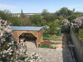 Дача, домик на Балхаше
