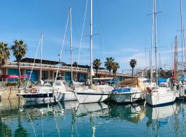 Enjoy Barcelona, Sleep on a Yacht