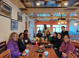 The Alpinist cafe and Retreat