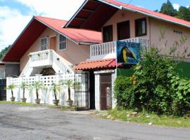 Hostal Boquete, hotel in Boquete