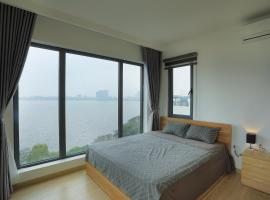 New apartment Tay Ho view west lake ( 2 bed)
