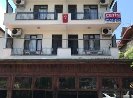 Cetin Pension