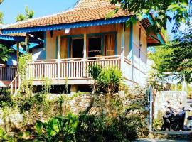 Golden Hill Cottage Nusa Penida