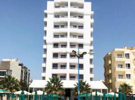 Perandor Beach, hotel in Durrës