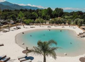 Camping Le Lagon Argeles