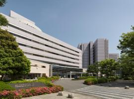Hotel KSP, hotel near Todoroki Fudoson Temple, Kawasaki