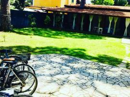 Villa Giulio Cesare-locazione turistica