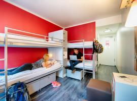 ONE80° Hostels Berlin, отель в Берлине, рядом находится Площадь Александерплац