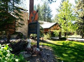 The Deerfield Lodge at Heavenly, hotel near Heavenly Ski Resort, South Lake Tahoe