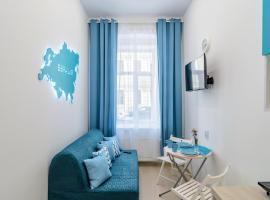 Vokrug Sveta ApartHotel, апартаменты/квартира в Санкт-Петербурге