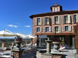 Villa Fontana Relais Suite & Spa, hotel in Agliano Terme